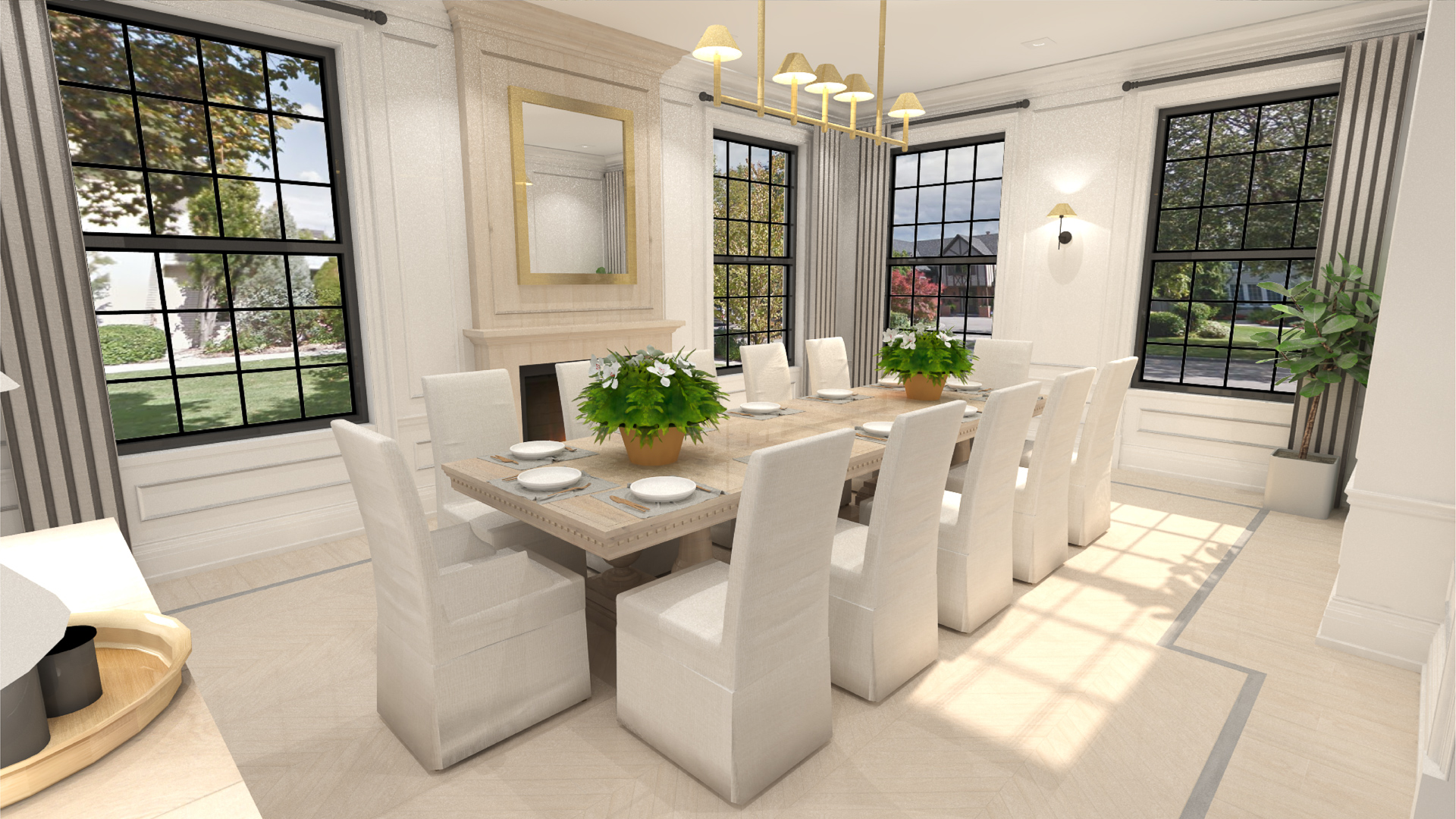 stunning Dining Rooms Designs
